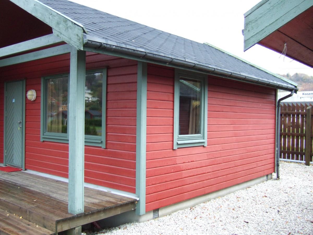 Hütten – Steinsnes NAF Camping